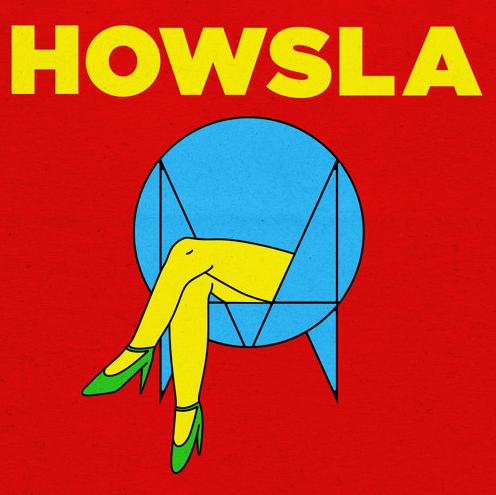 """FUERZA"" FEAT. NANI CASTLE Tony Quattro 'HOWSLA' Compilation"