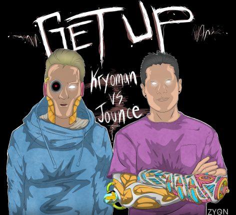 Kryoman Jounce dance music pr